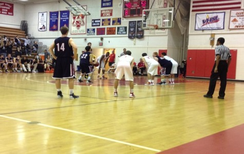 Boys Varsity Basketball Game