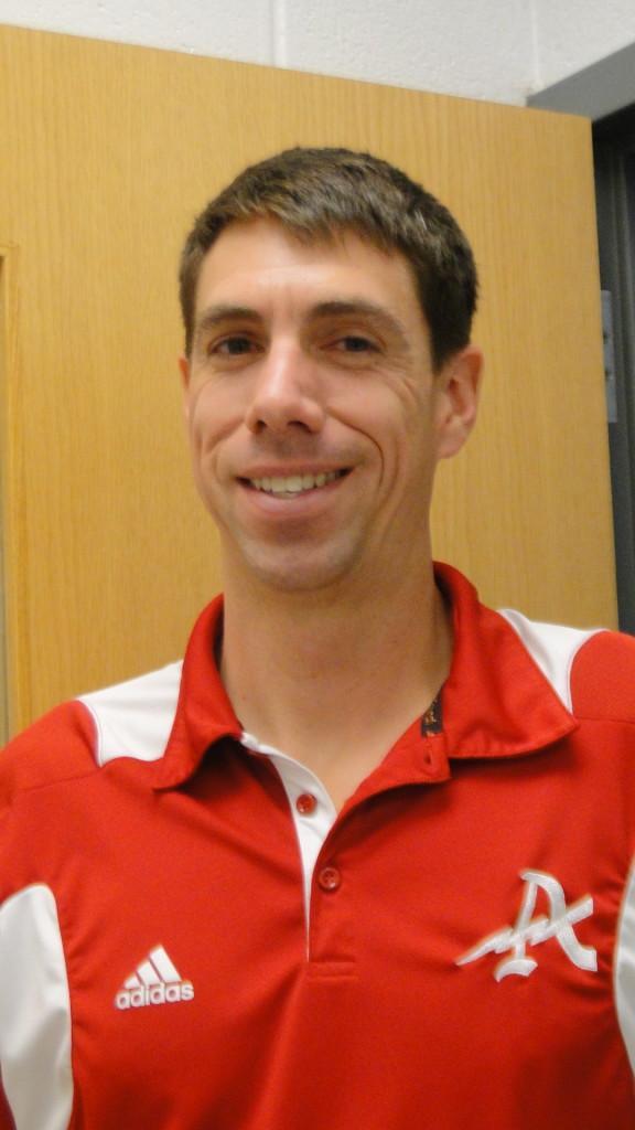 Q&A with track coach Dave O'Hara