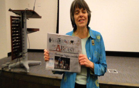 The A-Blast meets Mary Beth Tinker