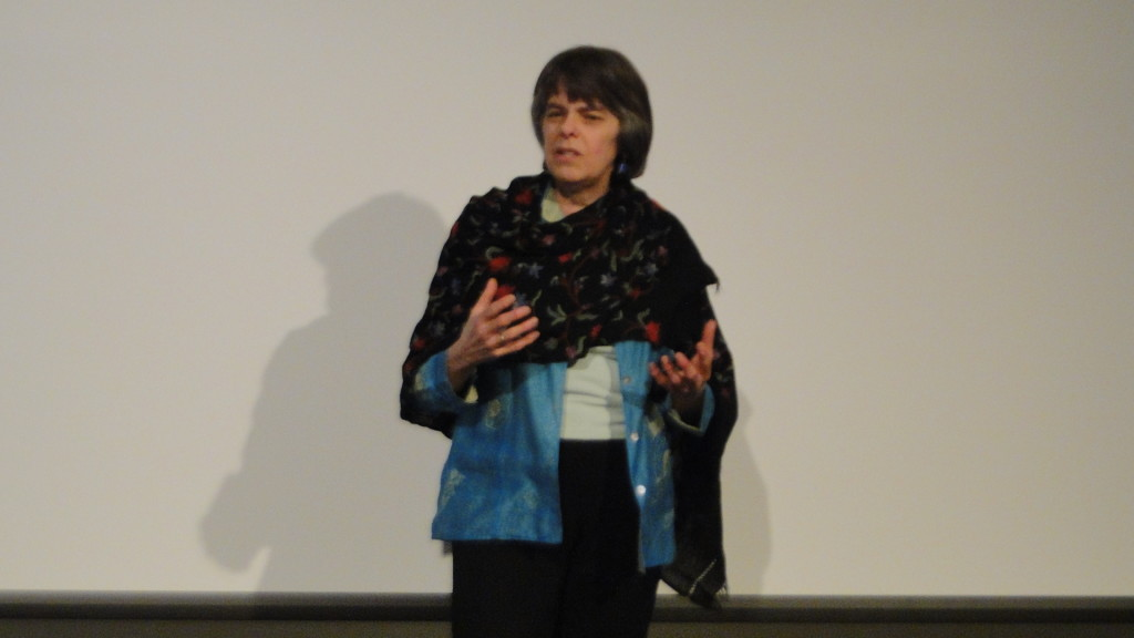 Journalism students meet Supreme Court icon Mary Beth Tinker