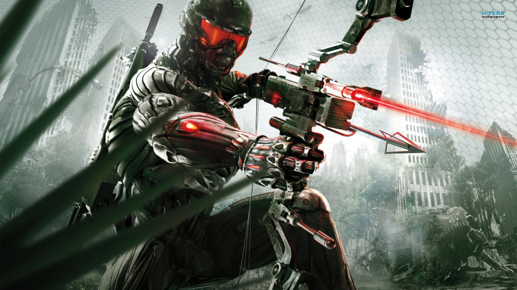 Crysis 3 2013 Video Game 4k Hd Desktop Wallpaper For 4k: Crysis 3 Satisfies Critics