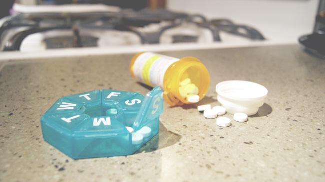 Abusing amphetamines