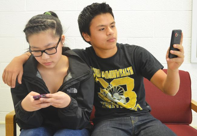 Technology takes a toll on relationships