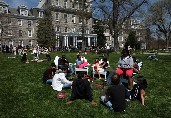 Swarthmore+college+is+a+liberal+arts+school.