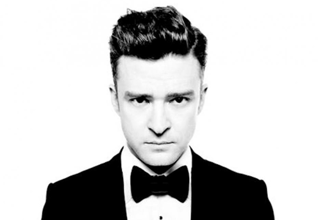 Timberlake returns to the music scene after seven years with his new album, 'The 20/20 Experience.'