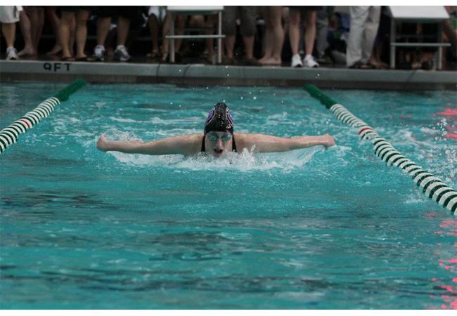 Swimmer commits to Shippensburg University of Pennsylvania