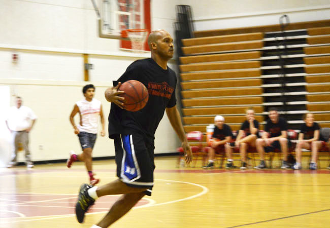 Student vs. Faculty Basketball Game