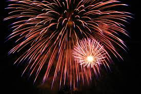 Usher in spring with fireworks