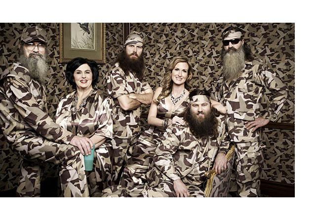 Duck Dynasty attracts viewers