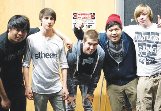 'Oh, Satellite' the previous winners of the 2011 Battle of the Bands, will return to compete.