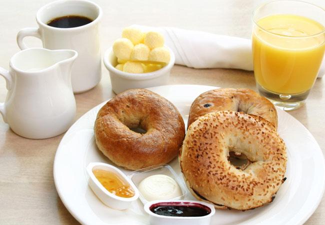 A good breakfast
