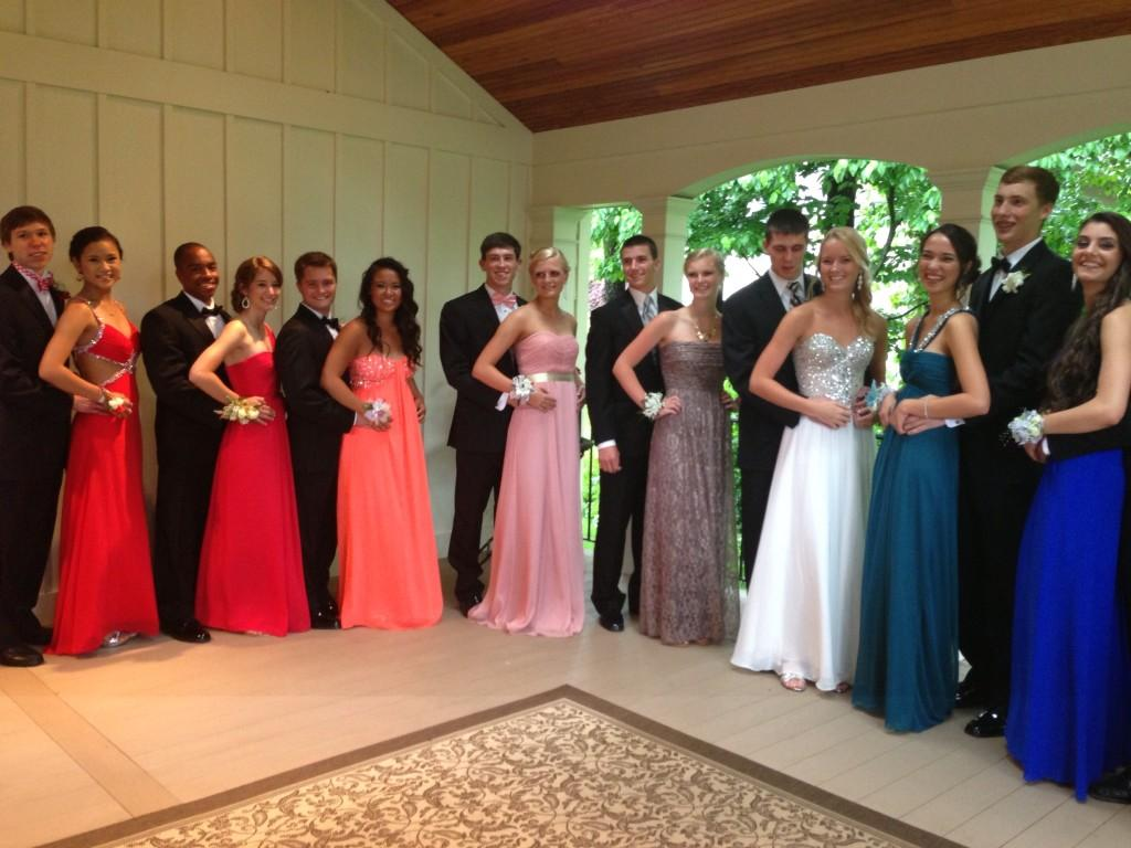 Senior Prom for the Class of 2013