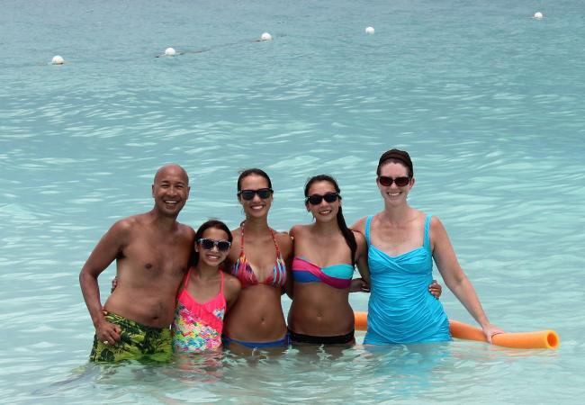 Turks and Caicos with Amanda Adenan