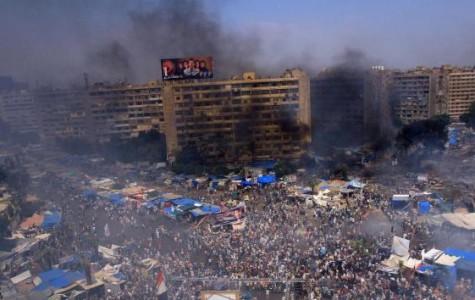Egypt flares up again