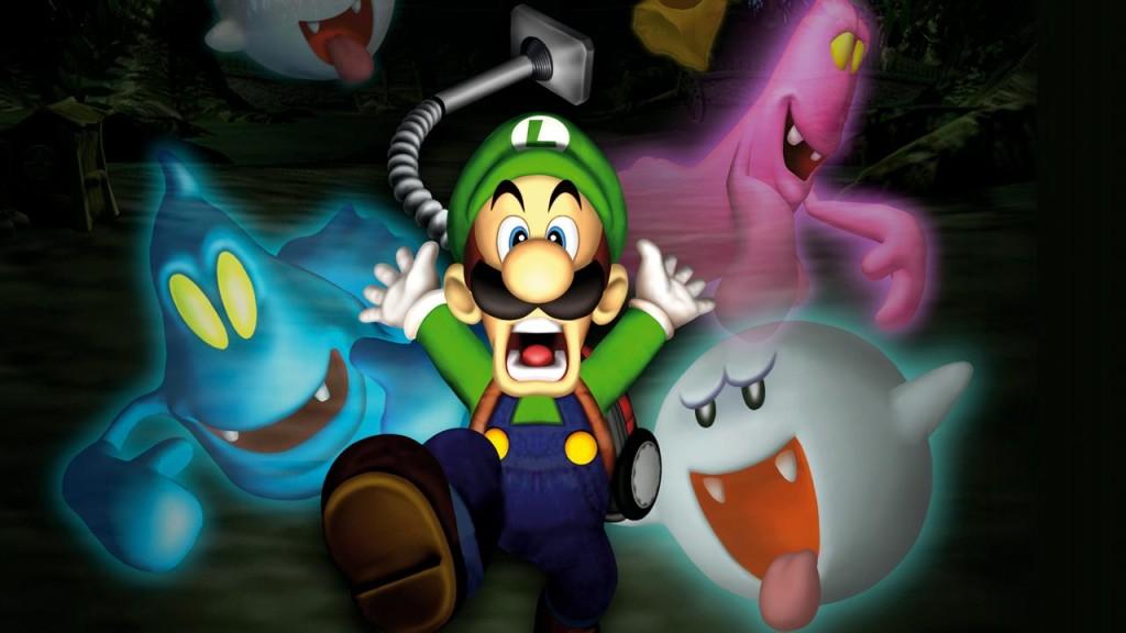 Retro Game Review: Luigis Mansion