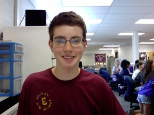 Photo of Andrew Peters