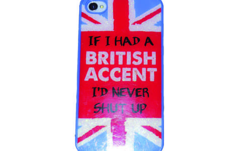 Students love to decorate their iPhones with a wide range of cases that represent their unique personalities