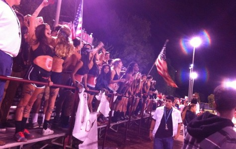 Friday night lights: Annandale VS. Falls Church