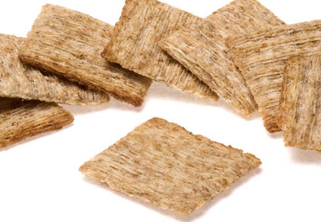 Triscuit crackers.