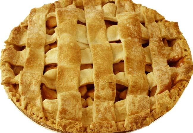 Apple pie can seem healthier, but is it?