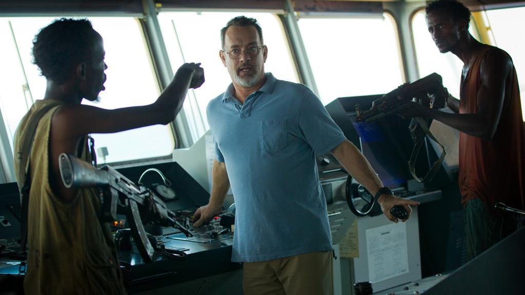 Captain Phillips leaves audience in awe