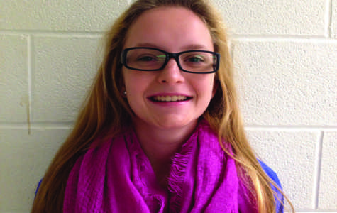 A Day in the life of… Junior Kaitlyn Cook