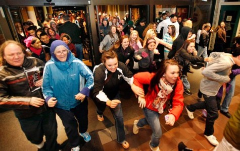 Black Friday is the unofficial start to the holiday shopping season.