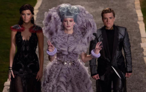 Catching Fire stuns viewers