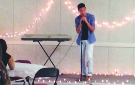 Literary magazine hosts Coffeehouse
