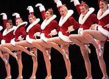Do you remember the Rockettes?