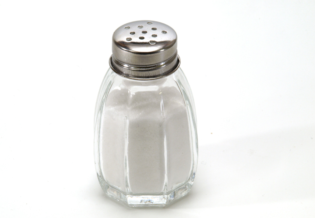 Extra salt is not necessary; avoid adding more if the meal came with salt