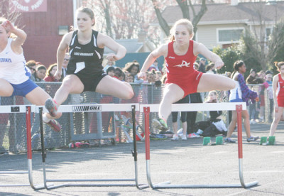 Track takes titles at Districts
