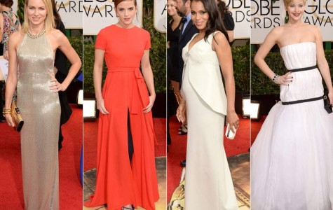 A night to remember, the 71st Golden Globe Awards had celebrities present their best and worst outfits.
