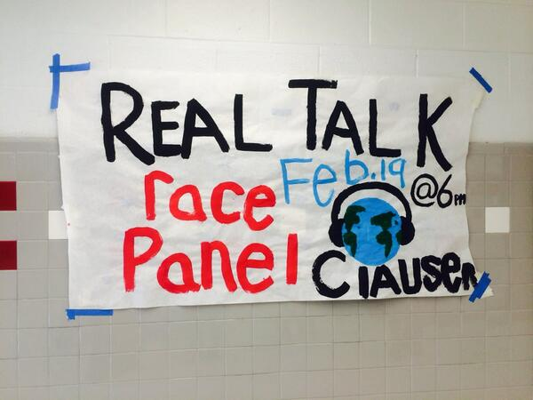 Race Panel held tonight