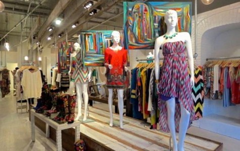 Undeniable boutique is one of NOVA's best boutiques for spring fashion.
