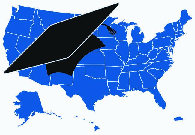 U.S. graduation rate competes internationally