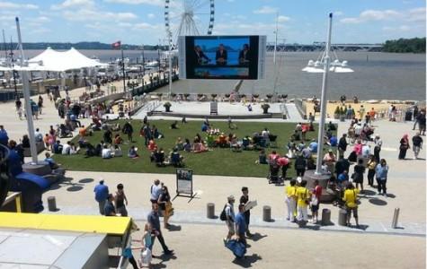 World Cup at National Harbor