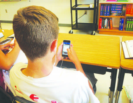 Critics of Atom Time said the time was too unstructured for students who would often use their phones for Twitter and Instagram.