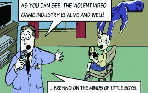 The problem with violence