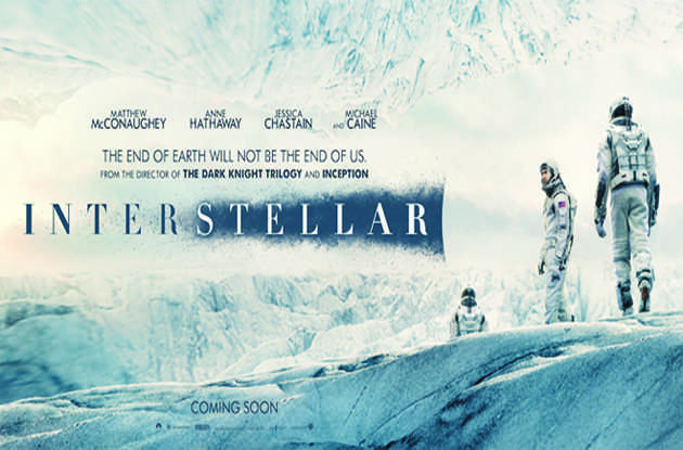 Intersteller launches into theaters