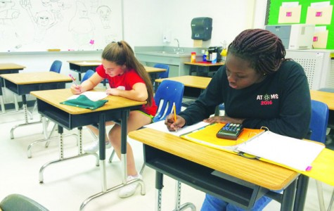 Students work to improve GPA