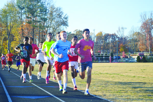 Since last year, Indoor Track & Field has been accepting less members due to a shift in athletic standards.