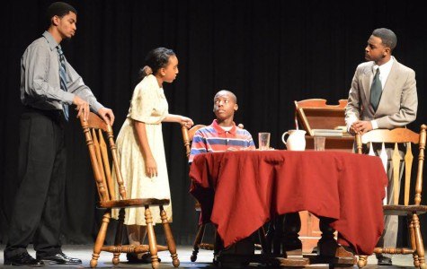 Cappies review of ATCs 'A Line in the Sand'