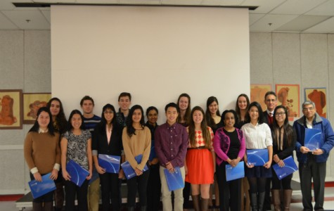 IB Diploma ceremony takes place