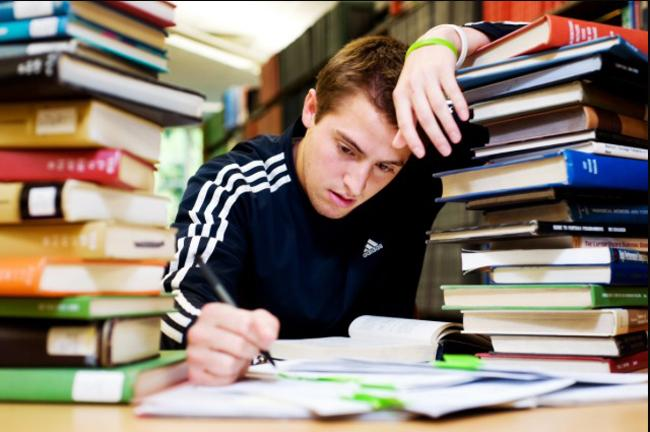 Stress affects teenagers
