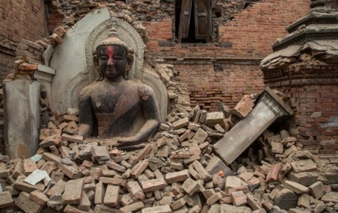 Earthquake affects Nepal