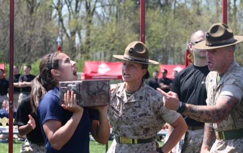 From Soccer to the Marines