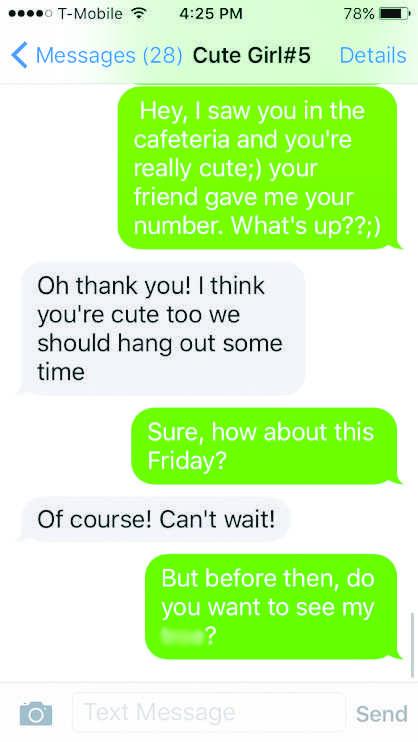 Sexting Needs to Stop