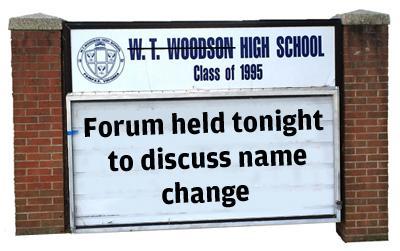 High school names may change
