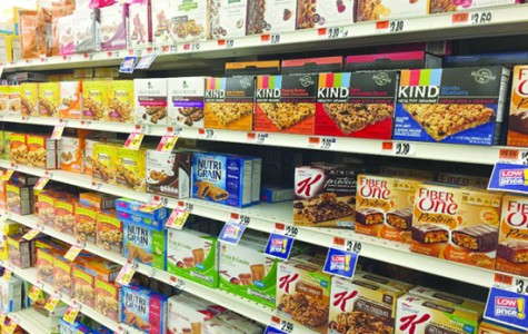 Granola bars found in supermarkets and the Jock Lobby snack bar can lose their intended health benefits with added sugars